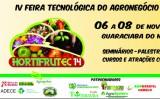 IV Feira Tecnológica do Agronegócio da Ibiapaba