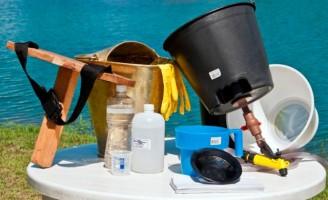 A Embrapa criou um Kit para garantir a ordenha manual higiênica
