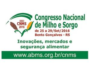 congresso de milho e sorgo