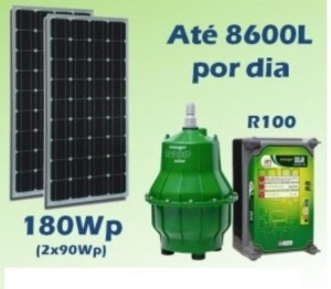 kit solar
