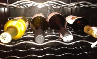 O vinho e as uvas famosas do velho mundo