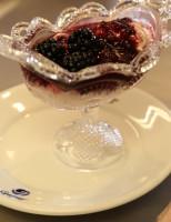 Receita – Zabaione com frutas vermelhas