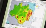 Estados amazônicos são monitorados por sistema geoespacial