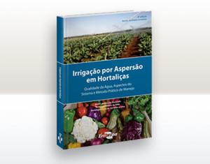 livro irriga hortaliças