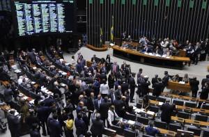 cãmara dos deputados - votação