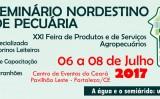 Seminário Nordestino de Pecuária começa hoje no Ceará
