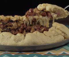 Receita – Torta de Linguiça