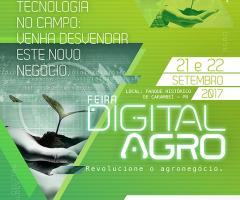 Começa hoje a maior feira de tecnologia digital para a agricultura