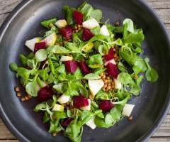 Receitas – Aprenda a combinar saladas e molhos