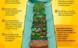 Como aproveitar resíduos orgânicos domésticos para produzir adubo