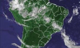 O tempo esta semana em várias regiões do Brasil