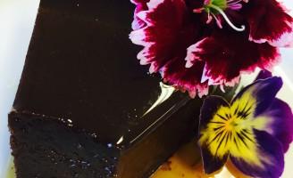 Receita – Pudim de chocolate zero açúcar