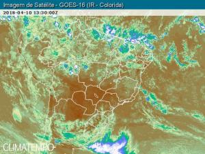 chuva no satélite
