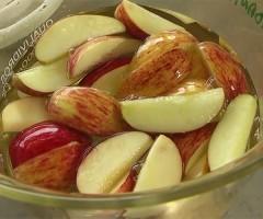 Antioxidante não deixa a maçã escurecer depois de cortada