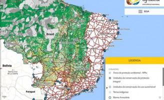 Um sistema inteligente de controle territorial facilita a escolha das áreas para plantio da soja