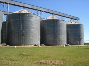 armazenamento em silos