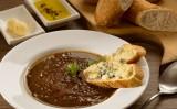 Receita – Sopa de Cebola Gratinada
