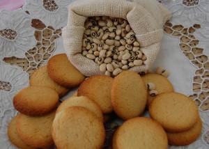 Biscoito de feijão
