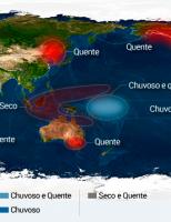 O Brasil pode sofrer novo período de El Niño no clima de todas as regiões
