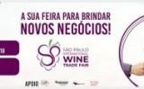 Feira internacional de vinhos acontece em São Paulo em setembro