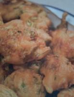 Receita – Pataniscas de bacalhau