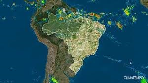 tempo no Brasil na eleição