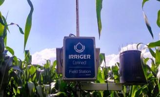 Um novo sistema de irrigação via satélite foi apresentado no Agrishow
