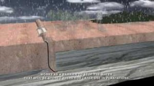 barragem subterrâneas