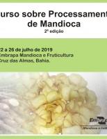 Curso sobre processamento de mandioca está com inscrições abertas para quem quiser participar