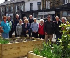 Um exemplo comunitário: um movimento espalha hortas orgânicas por uma cidade britânica
