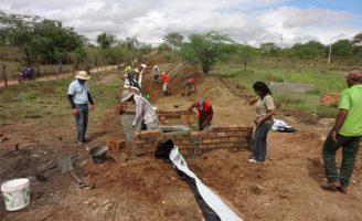 Pesquisa mapeia áreas potenciais para construção de barragens subterrâneas em Alagoas
