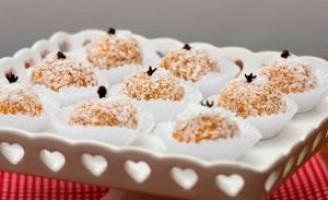 Receita Junina – Beijinho de Milho e Biscoito Maria