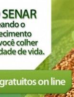 Uma procura muito grande para o curso técnico em agronegócio do Senar