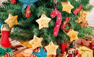 Receita – Biscoitinhos de Natal