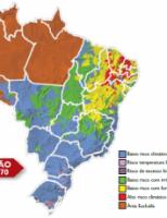 Divulgado o zoneamento agrícola de risco climático no norte e nordeste
