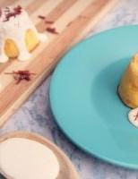 Receita – Petit Gateau de Queijo com Carne Seca