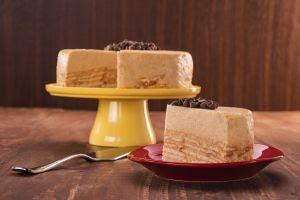 bolo de café com biscoito maria