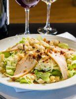 Receita – Salada Caesar