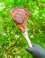 Receita – Paleta de Cordeiro assada no forno com molho de hortelã