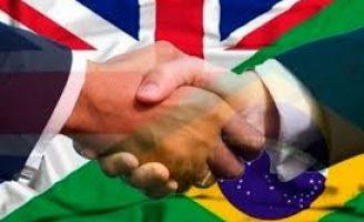 Um comitê formado por técnicos do Brasil e do Reino Unido vai ser criado para facilitar a parceria no agronegócio