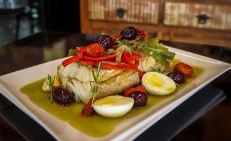 Receita – Bacalhau Confitado no Azeite