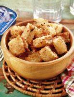 Receita – Quadradinhos de tapioca com sardinha